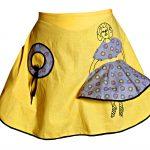 Flip Skirt Lady