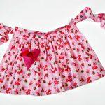 Valentine heart pocket